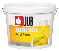 JUBIZOL ACRYL FINISH S 1.5, 2.0 e 2.5