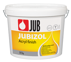 JUBIZOL Acryl Finish T 2.0 e 2.5
